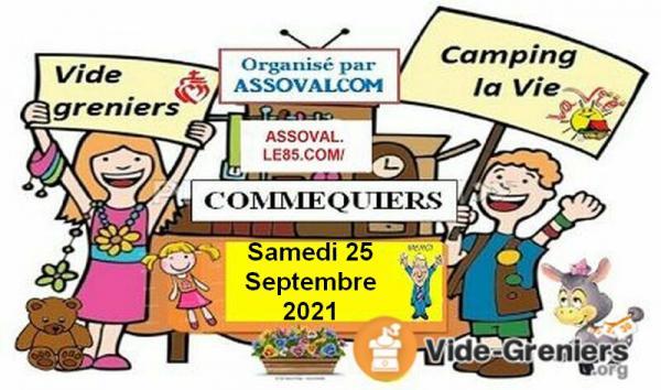 Vide-greniers de Commequiers