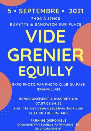 Vide-greniers - Équilly