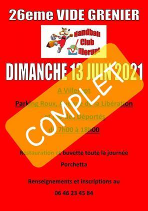 Vide-greniers de Villerupt
