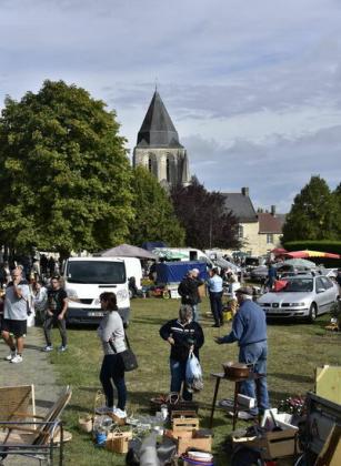 Vide-greniers de Vernoil-le-Fourrier