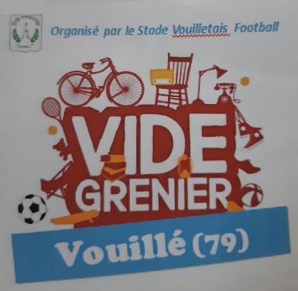 Vide-greniers de Vouillé