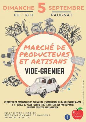Vide-greniers de Charbonnières-les-Varennes
