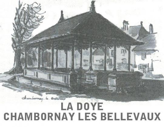 Vide-greniers de Chambornay-lès-Bellevaux
