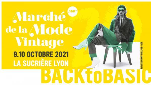Marché de la Mode Vintage de Lyon 02