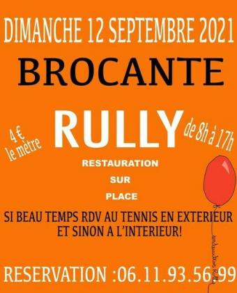 Brocante - Vide-Greniers de Rully