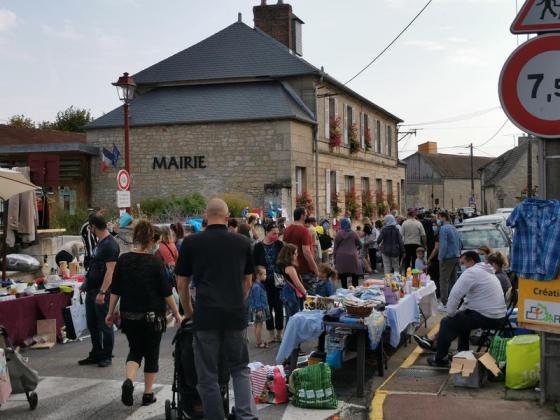 Vide-greniers de Cambronne-lès-Clermont
