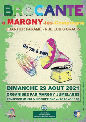 Brocante - Vide-Greniers de Margny-lès-Compiègne