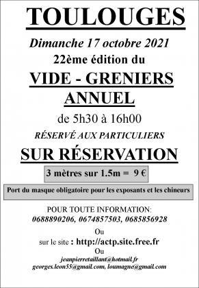 Vide-greniers de Toulouges