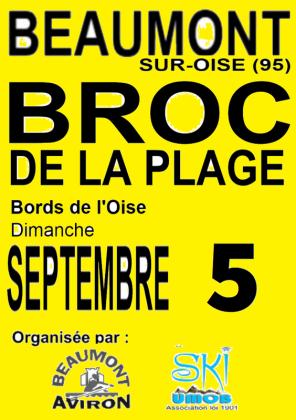 Vide-greniers de Beaumont-sur-Oise