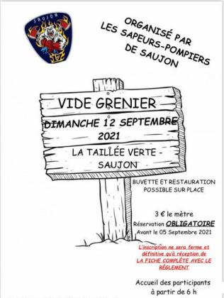 Vide-greniers de Saujon
