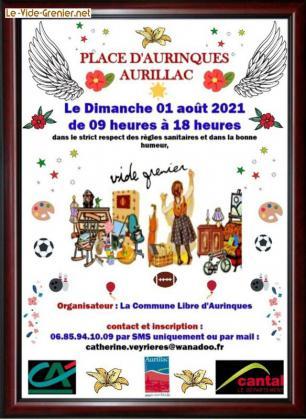 Vide-greniers - Aurillac