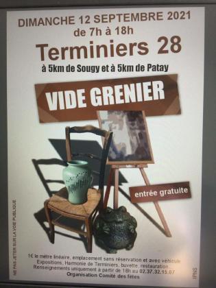Vide-greniers de Terminiers