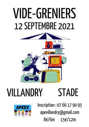 Vide-greniers de Villandry