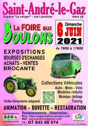 Vide-greniers de Saint-André-le-Gaz