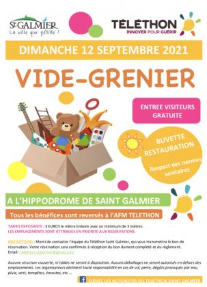 Vide-greniers de Saint-Galmier