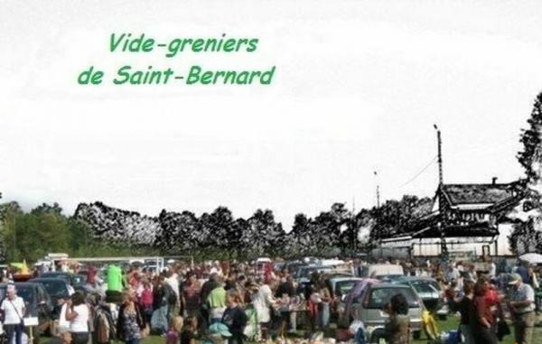 Vide-greniers de Saint-Bernard
