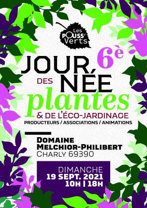 Journée des plantes et de l'éco-jardinage de Charly