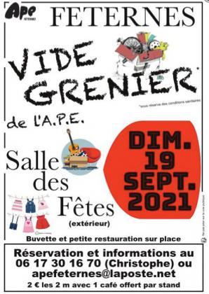 Vide-greniers de Féternes