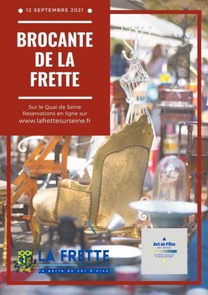 Brocante - Vide-Greniers de La Frette-sur-Seine