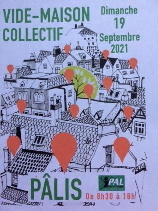 Vide maison collectif - Aix-Villemaur-Pâlis