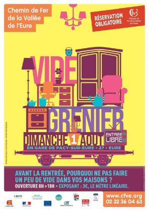 Vide-greniers de Pacy-sur-Eure
