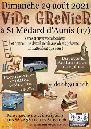 Vide-grenier à Saint Médard d'Aunis