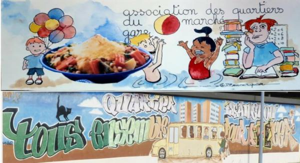 Vide grenier Quartier Issanchou Montauban
