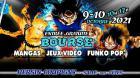 Bourse Manga Jeux vidéo, Funko Pop de Hersin-Coupigny