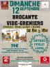 Brocante - Vide-Greniers de Nîmes