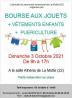 Bourse aux jouets, vêtements enfants de La Motte