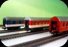 Bourse d'échanges de trains miniatures de Limoges
