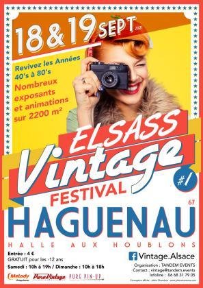 Elsass Vintage Festival