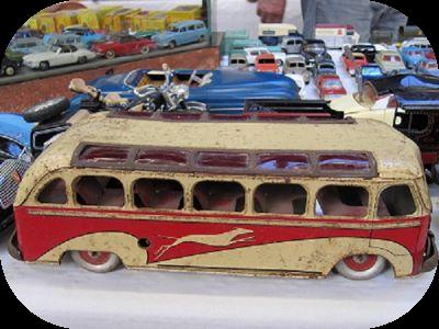 Bourse de véhicules miniatures et jouets anciens de Valff