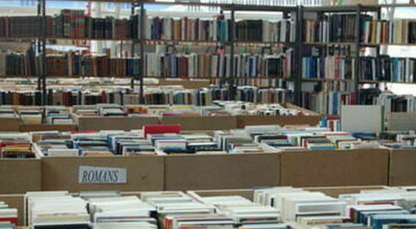 Grande foire aux livres