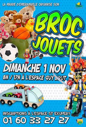 Broc Jouets - Émerainville