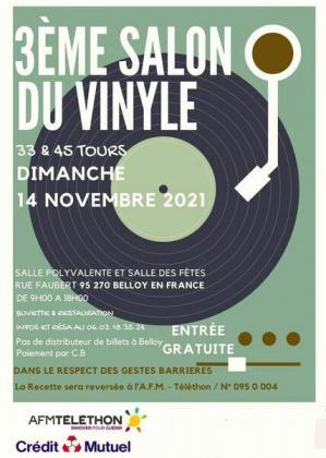 Salon du Vinyle de Belloy-en-France