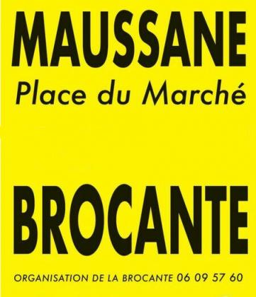 Le rendez vous de la belle brocante de Maussane-les-Alpilles