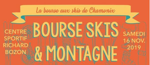 Bourse aux Ski de Chamonix-Mont-Blanc