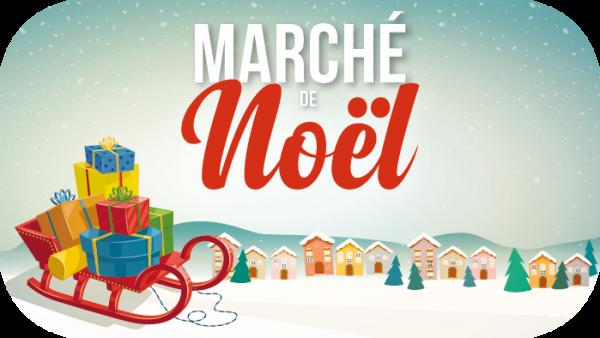 Marché de Noël artisanal de Fagnon