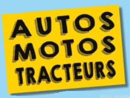 Bourse d'échanges autos-motos-tracteurs de Pons