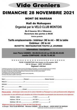 Vide-Greniers de Mont-de-Marsan
