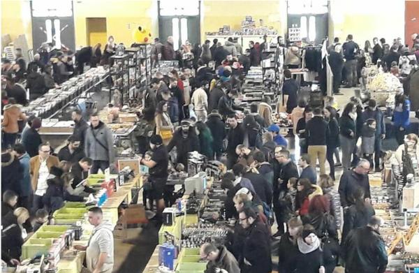 Brocante du Geek et Jouets Anciens de Nuits-Saint-Georges