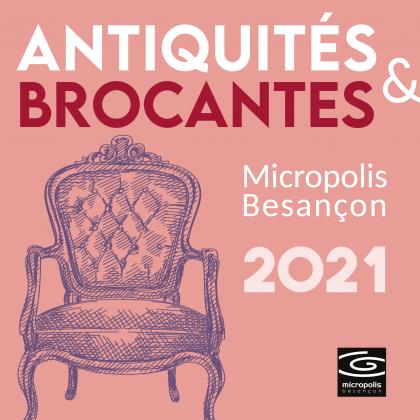Grande Brocante de Noël - Besançon