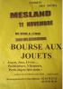 BOURSE aux Jouets, puériculture de Mesland