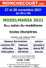 Salon du modélisme - Modelmania de Monchecourt