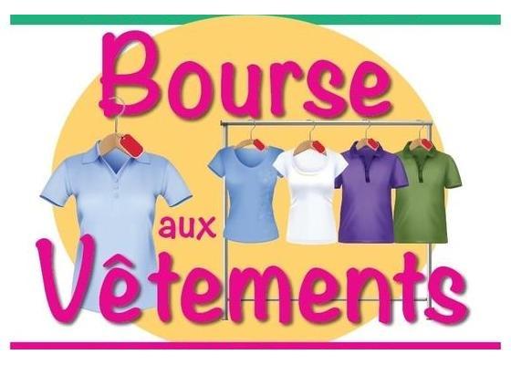 Bourse aux vêtements de Cérans-Foulletourte