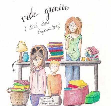 Vide-Greniers de Villebernier