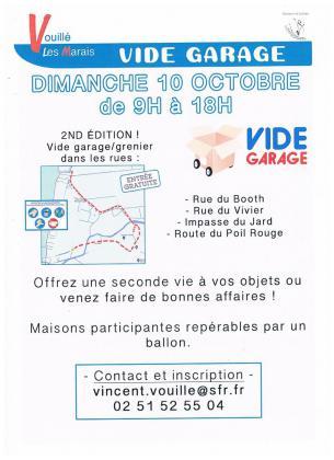 Vide-Garage de Vouillé-les-Marais