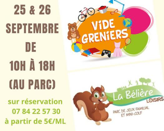 Vide-Greniers de Talmont-Saint-Hilaire