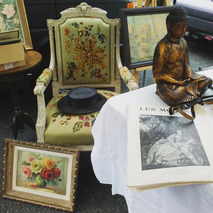 Brocante et bourse collections de Brugny-Vaudancourt